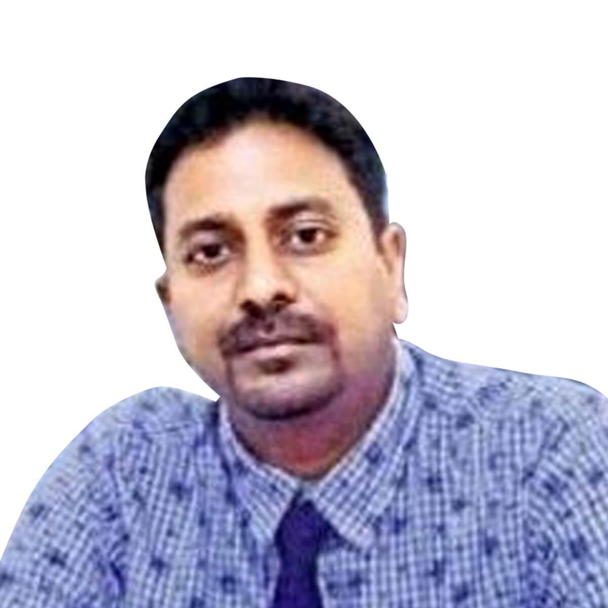 photo of Dr. Gangadhar Vajrala