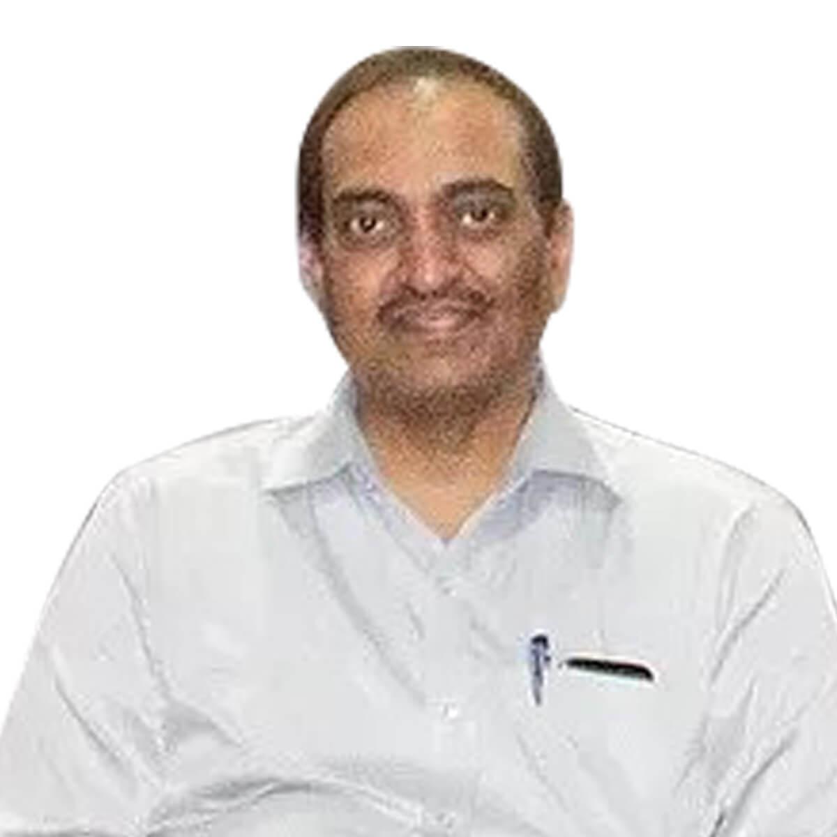 photo of Dr. Srinivasulu Mukta