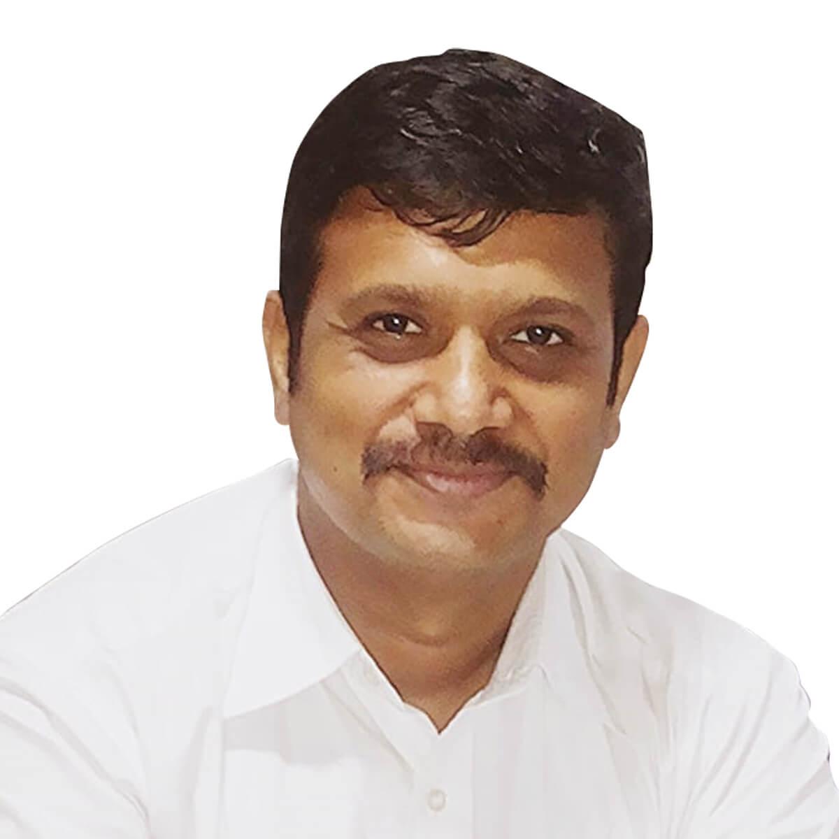 photo of Dr. Mahendra Parage