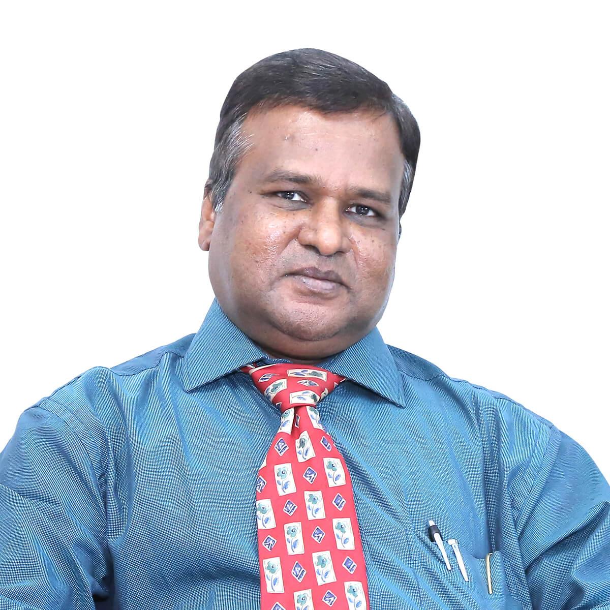 photo of Dr. Kuraparthy Sambasivaiah